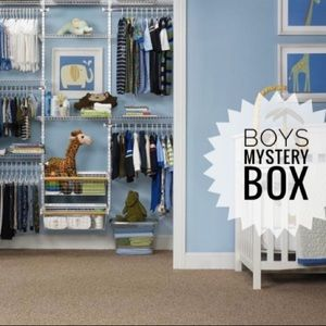 Boys Kids Mystery Box Bundles Baby/Toddler